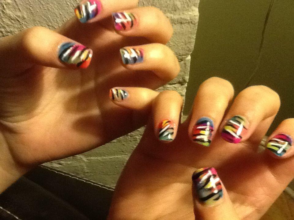 Nail Art, by Sonny (Vestal, NY) | Nail Art at its Best | Pinterest