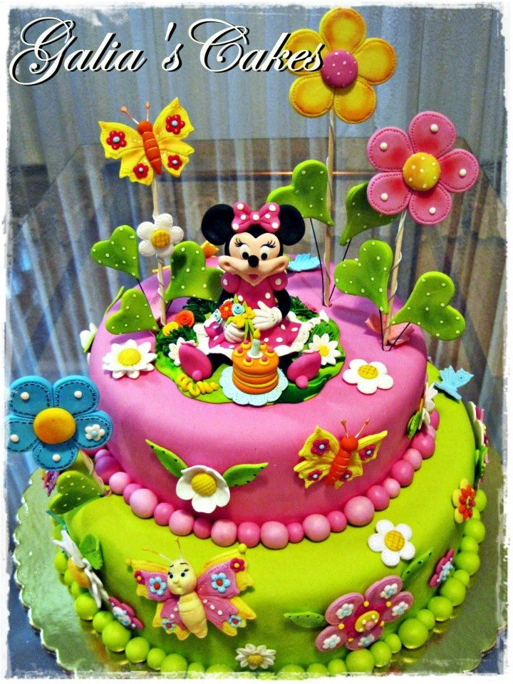 Cake Decorating Gardeners Road : 1000+ images about Annabella s 3rd Birthday on Pinterest