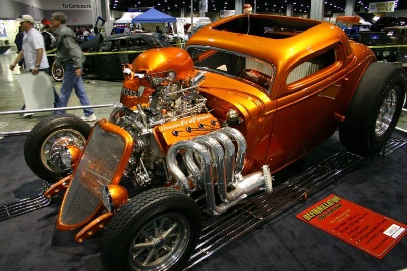 Cool Hot Rod Air Cleaners : Custom air cleaners for hot rods bing images
