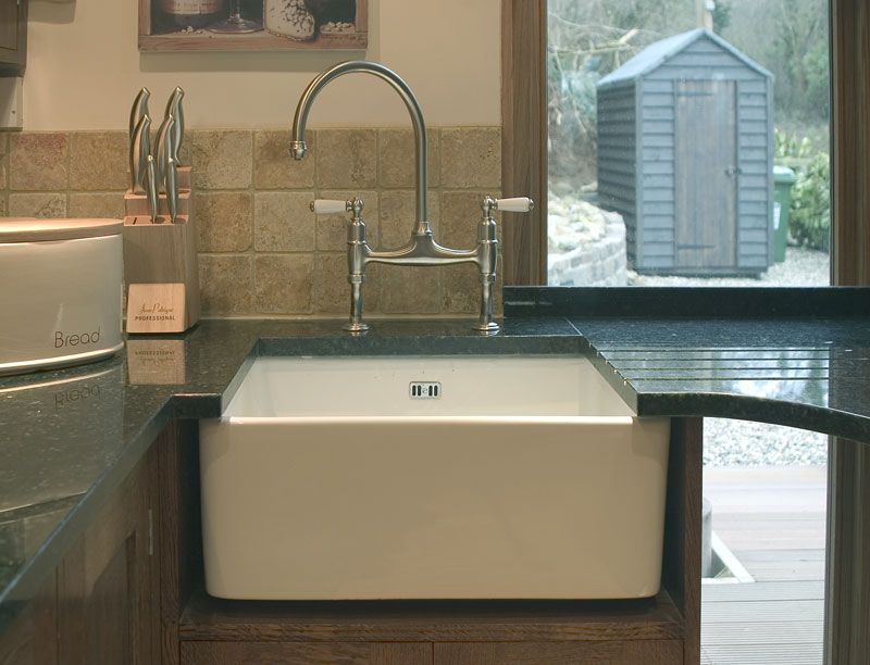 Butler Sink : Butler Sink and granite worktop Home Pinterest