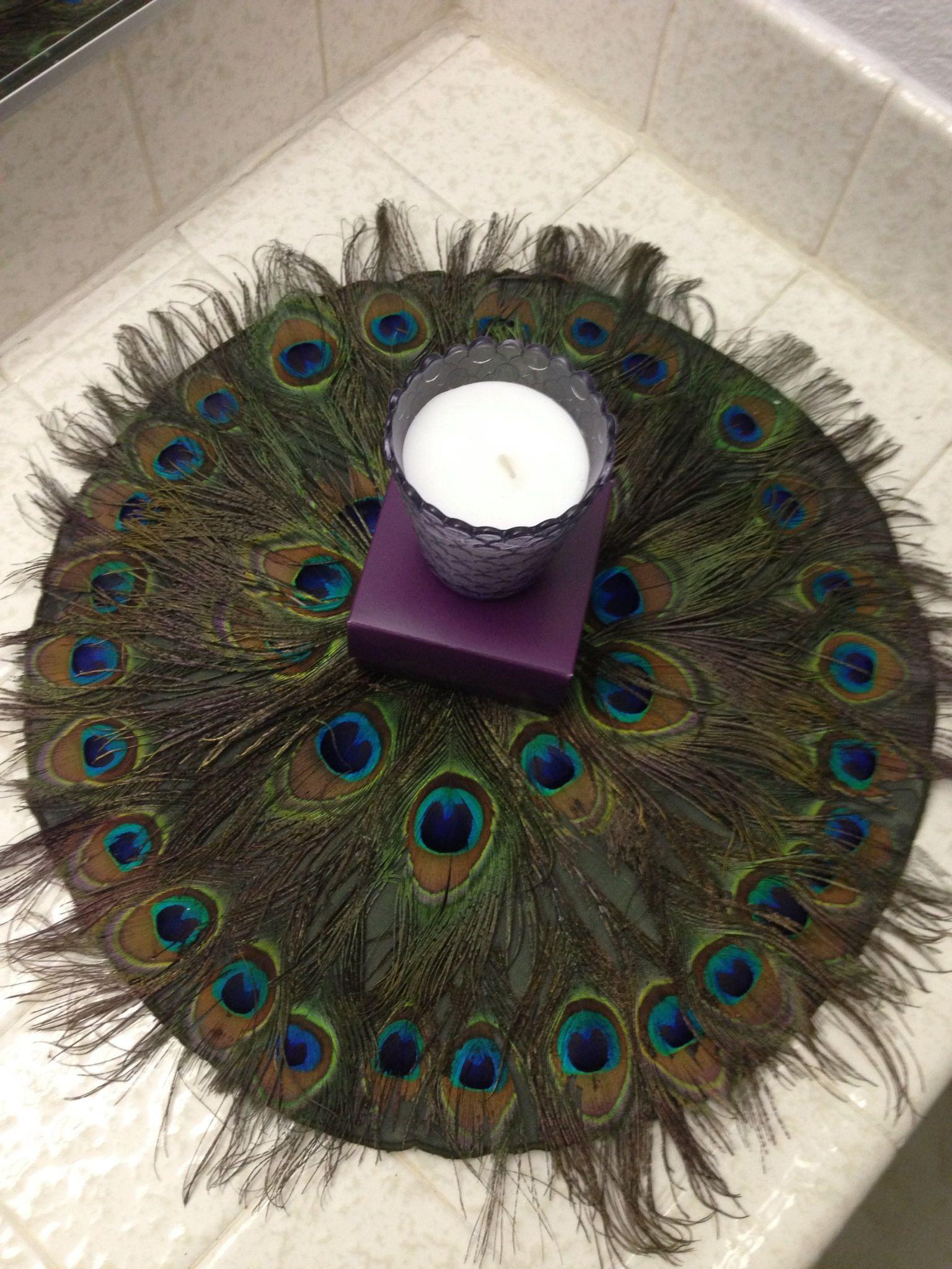 Peacock bathroom decor - Peacock Bathroom Peacock Pinterest