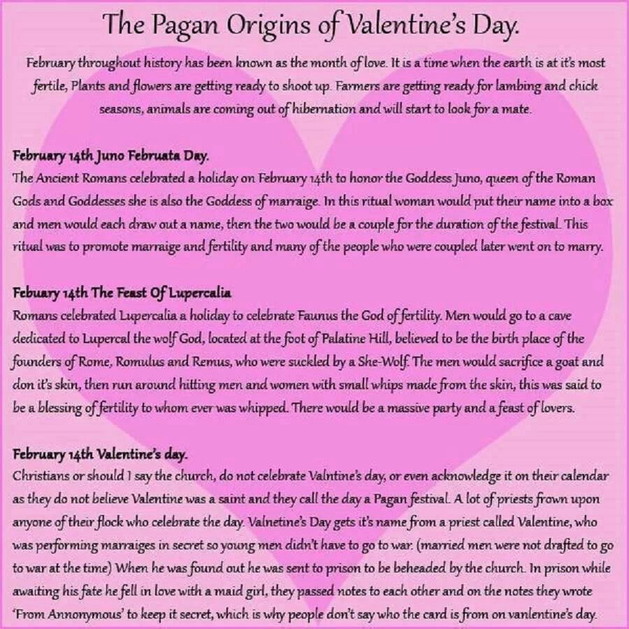 history of valentine's day in germany