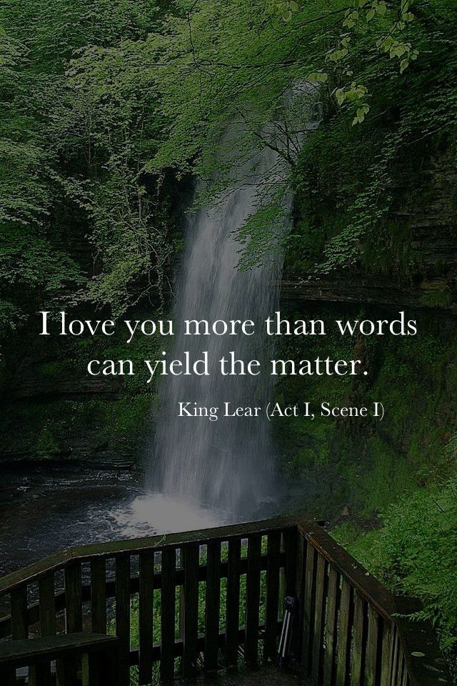 king lear quotes of imagery If you order your research paper from our custom writing service you will receive a perfectly written assignment on symbolism and imagery in king lear.