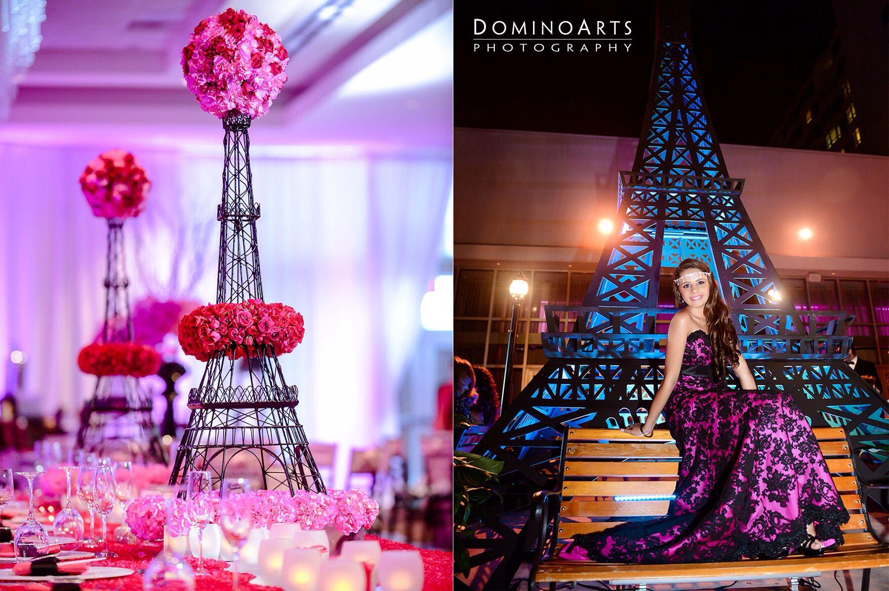 Paris Centerpiece Wedding Pinterest