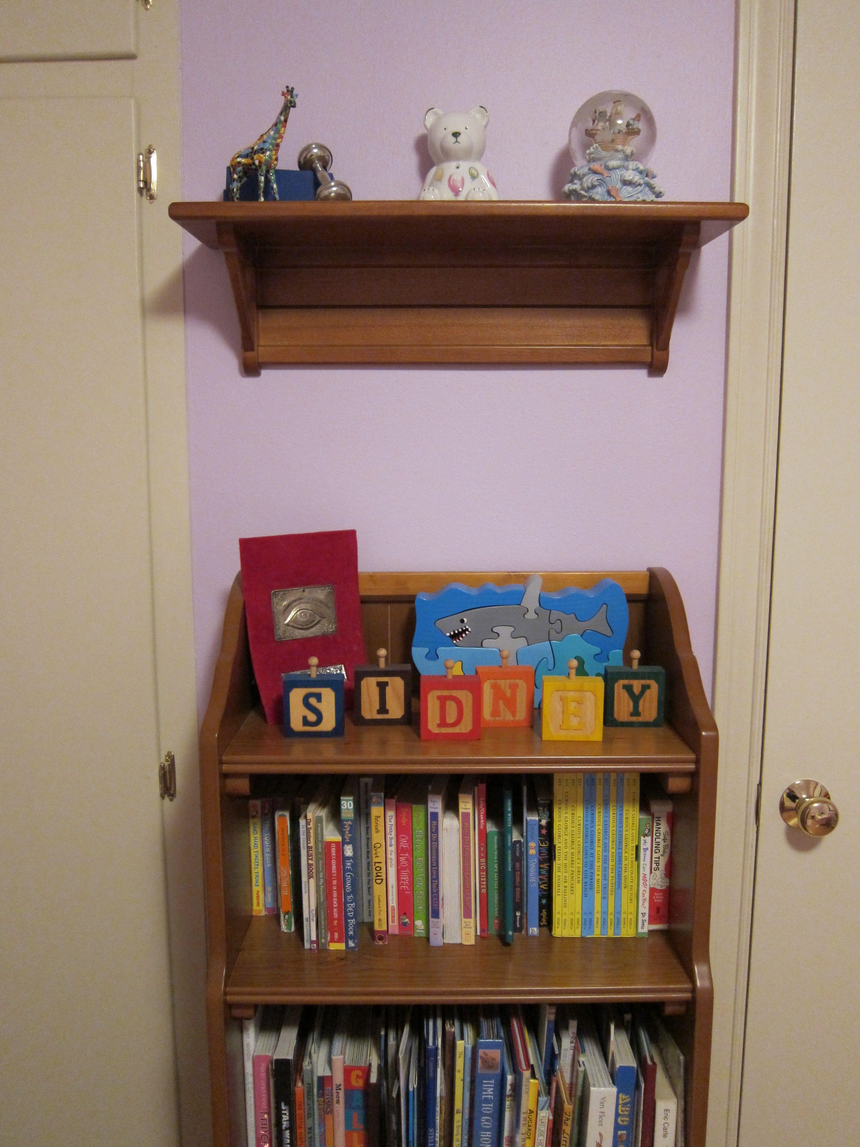 Shelving snapshot toddler girl bedroom decor pinterest