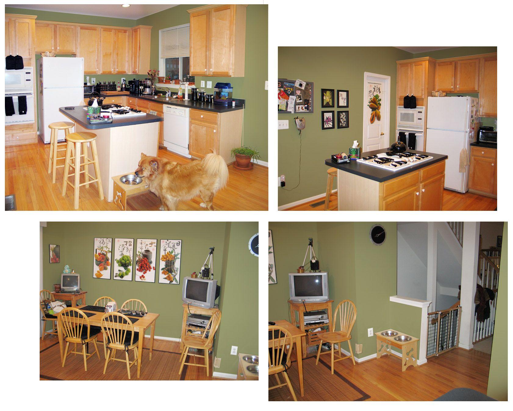Olive Green Kitchen Walls  newhairstylesformen2014 com