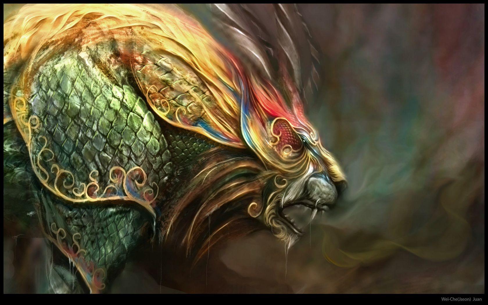 beautiful mythological creatures pinterest