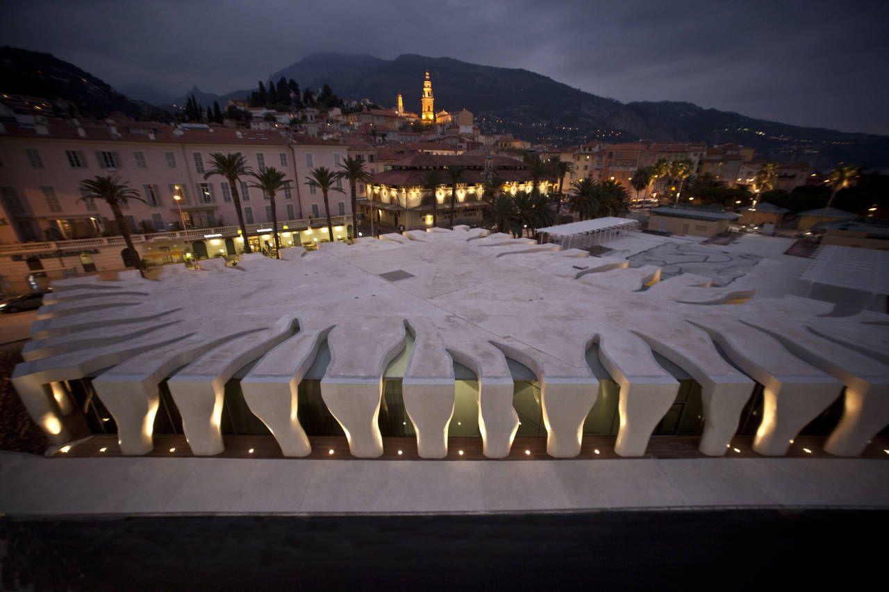 Phối cảnh bảo tàng Jean Cocteau