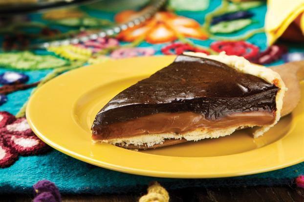 Tarta De Dulce De Leche Y Ganache De Chocolate Havanet