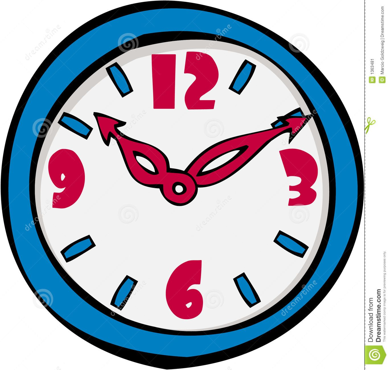 Cartoon Clock Clip Art | Car Interior Design Colorful Clock Clip Art