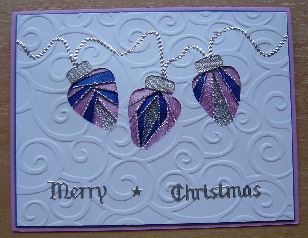 More iris folding cards christmas pinterest for How to make folded christmas cards