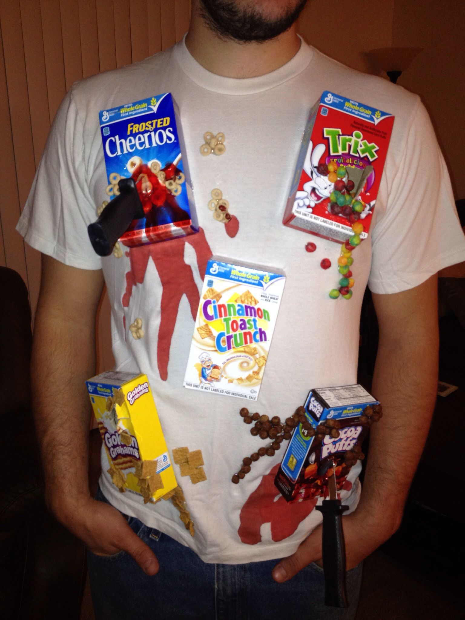 Cereal Killer Costume -KLS | DIY to try | Pinterest