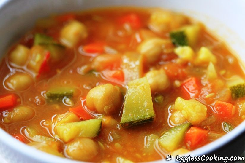 Moroccan Chickpea Soup | Yum! | Pinterest