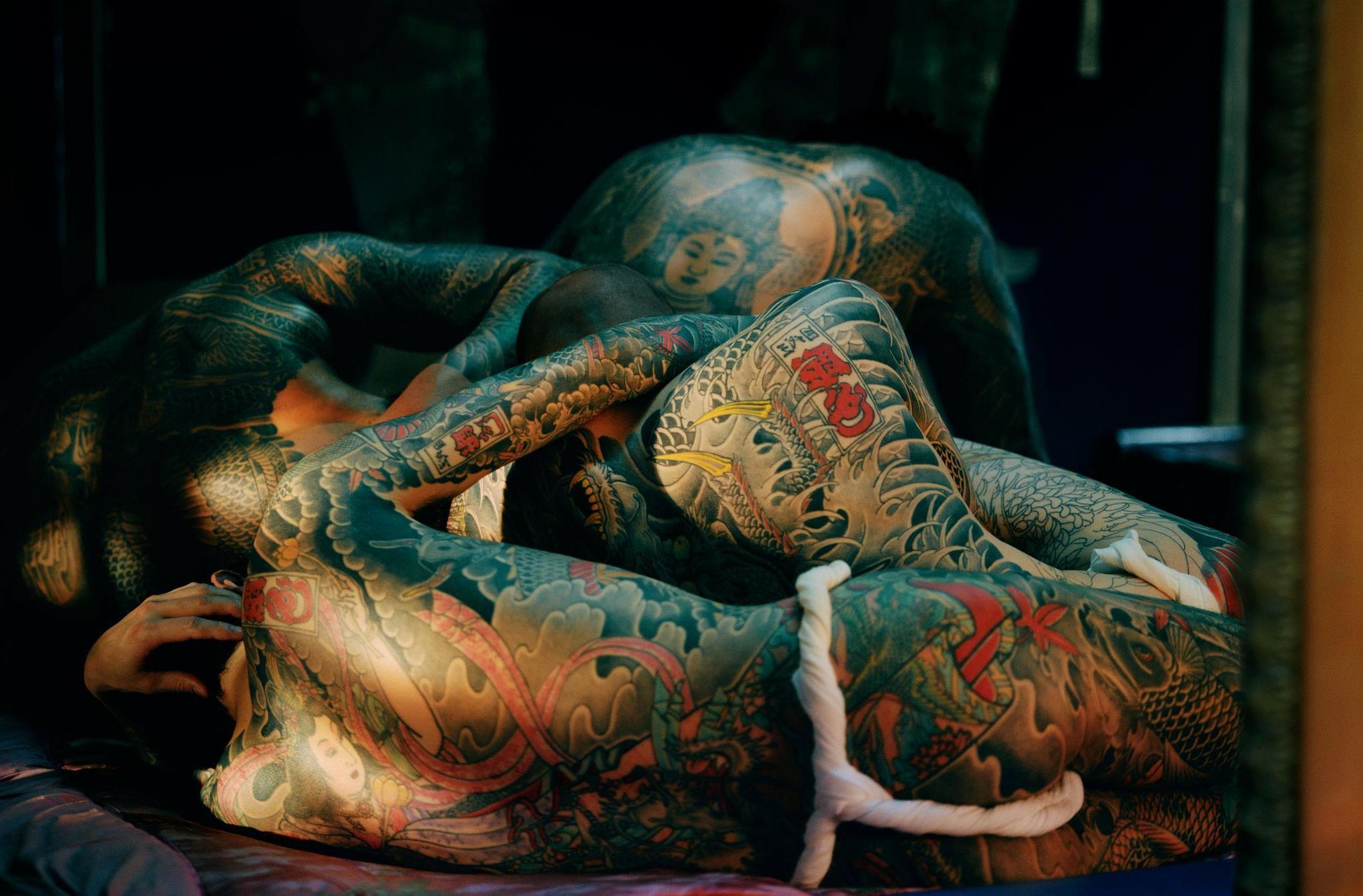 Body art tattoo