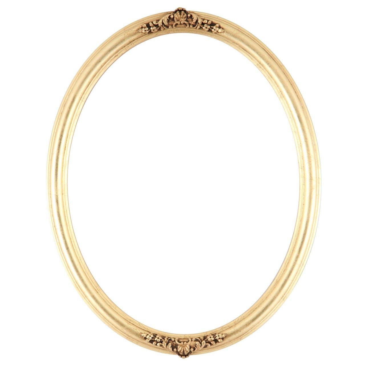 Similiar Gold Frame Oval Vector Keywords