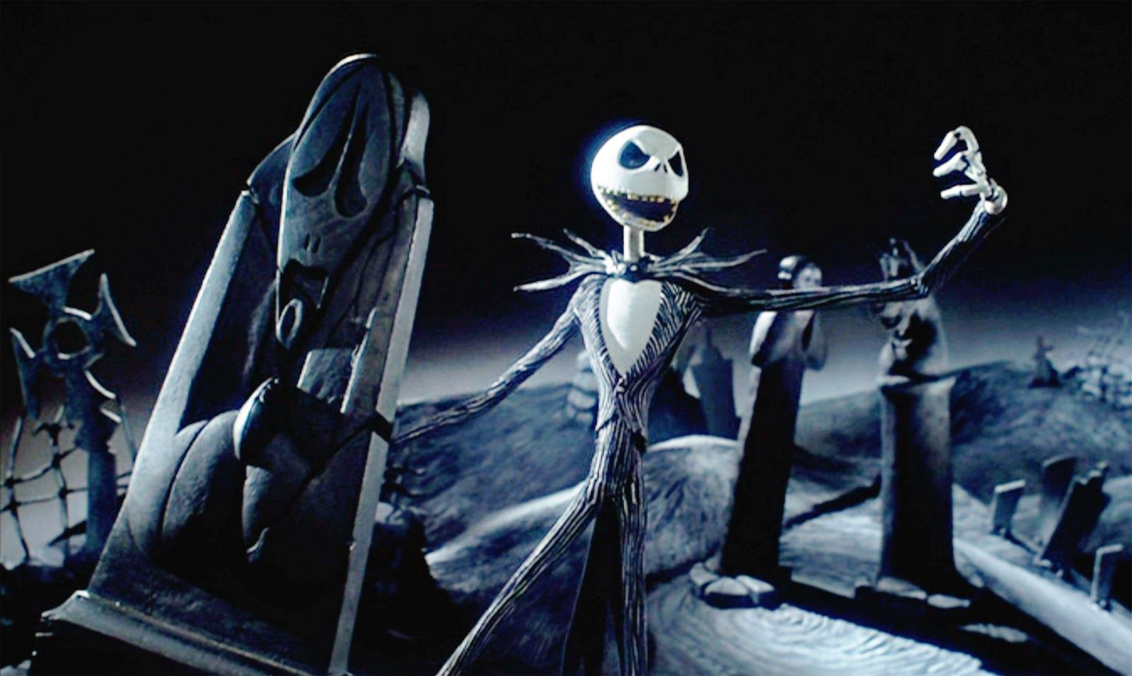 Pin by Joy Drayer on Jack Skellington - The Nightmare ...