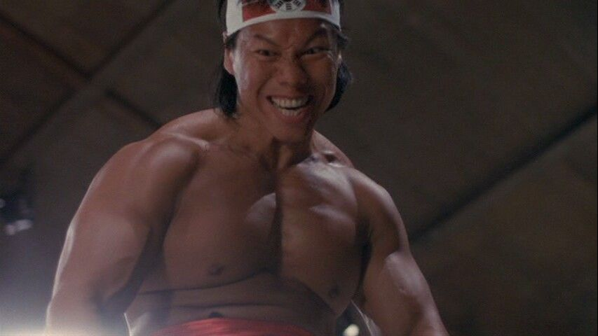 Bolo Yeung Bloodsport Related Keywords - Bolo Yeung ...