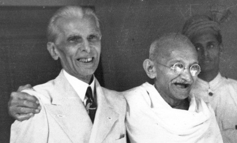 gandhi and jinnah relationship questions