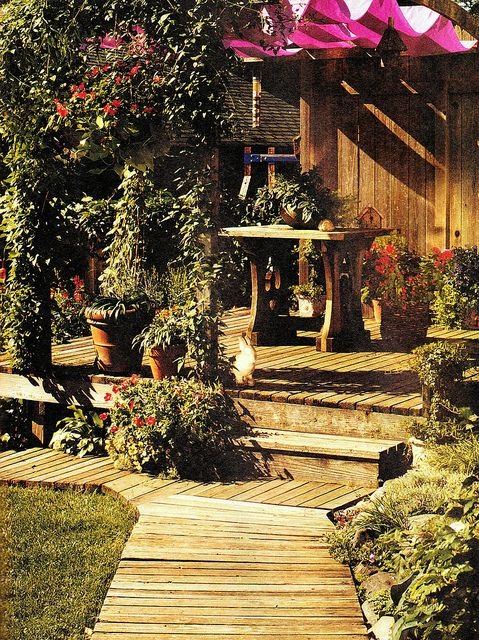 Pinterest Rustic Landscaping Ideas