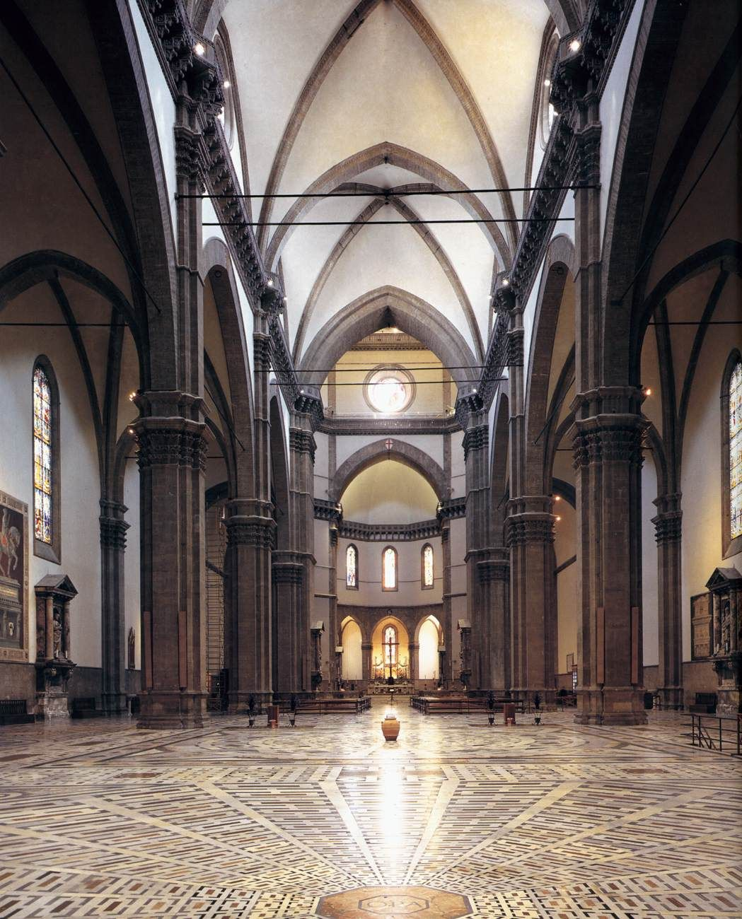 Duomo cathedral of santa maria florence italy for Domon florence