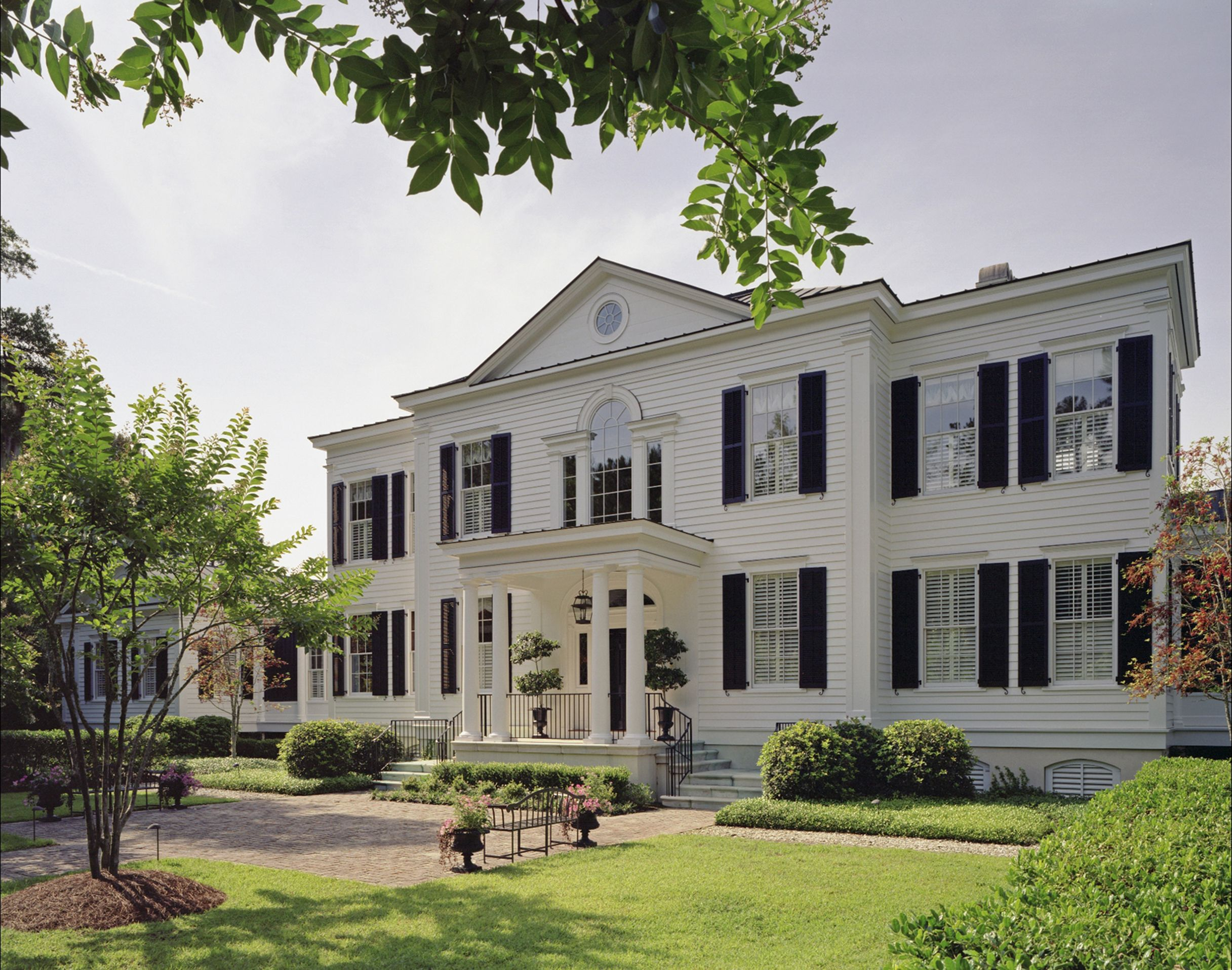 Southern Plantation Home For The Home Pinterest