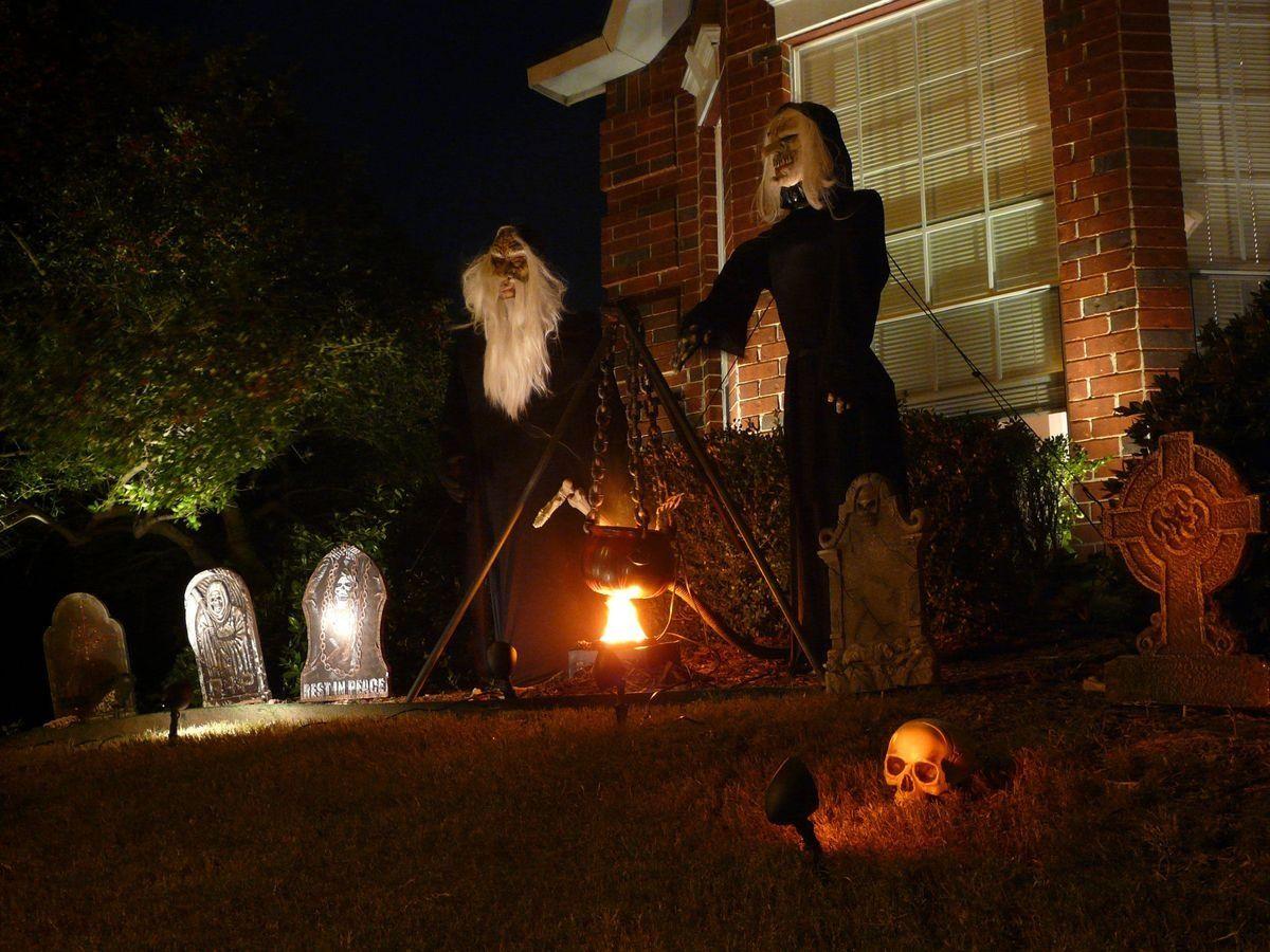 Comwitch Home Decor : Lawn decor  Halloween  Pinterest