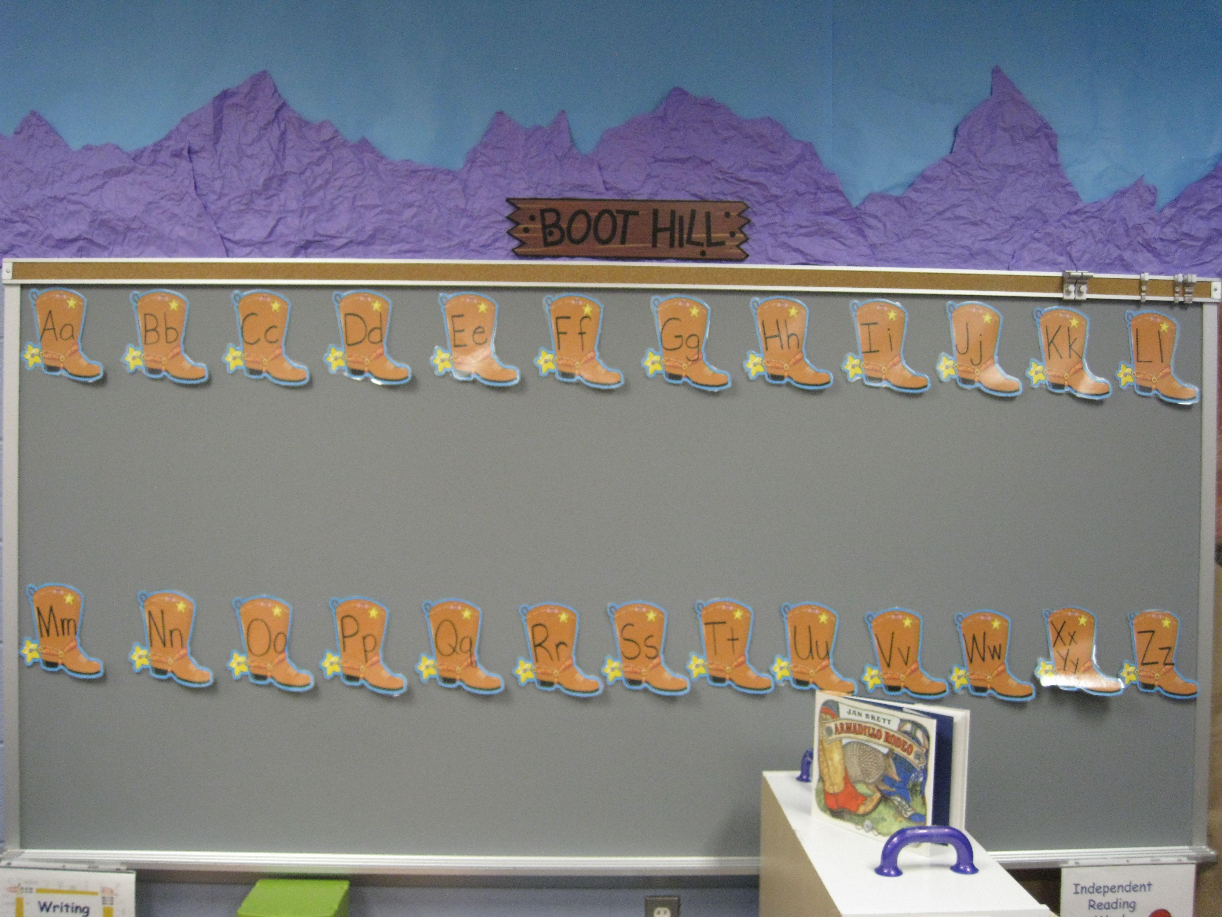Western Classroom Decor : Classroom western theme decor pinterest