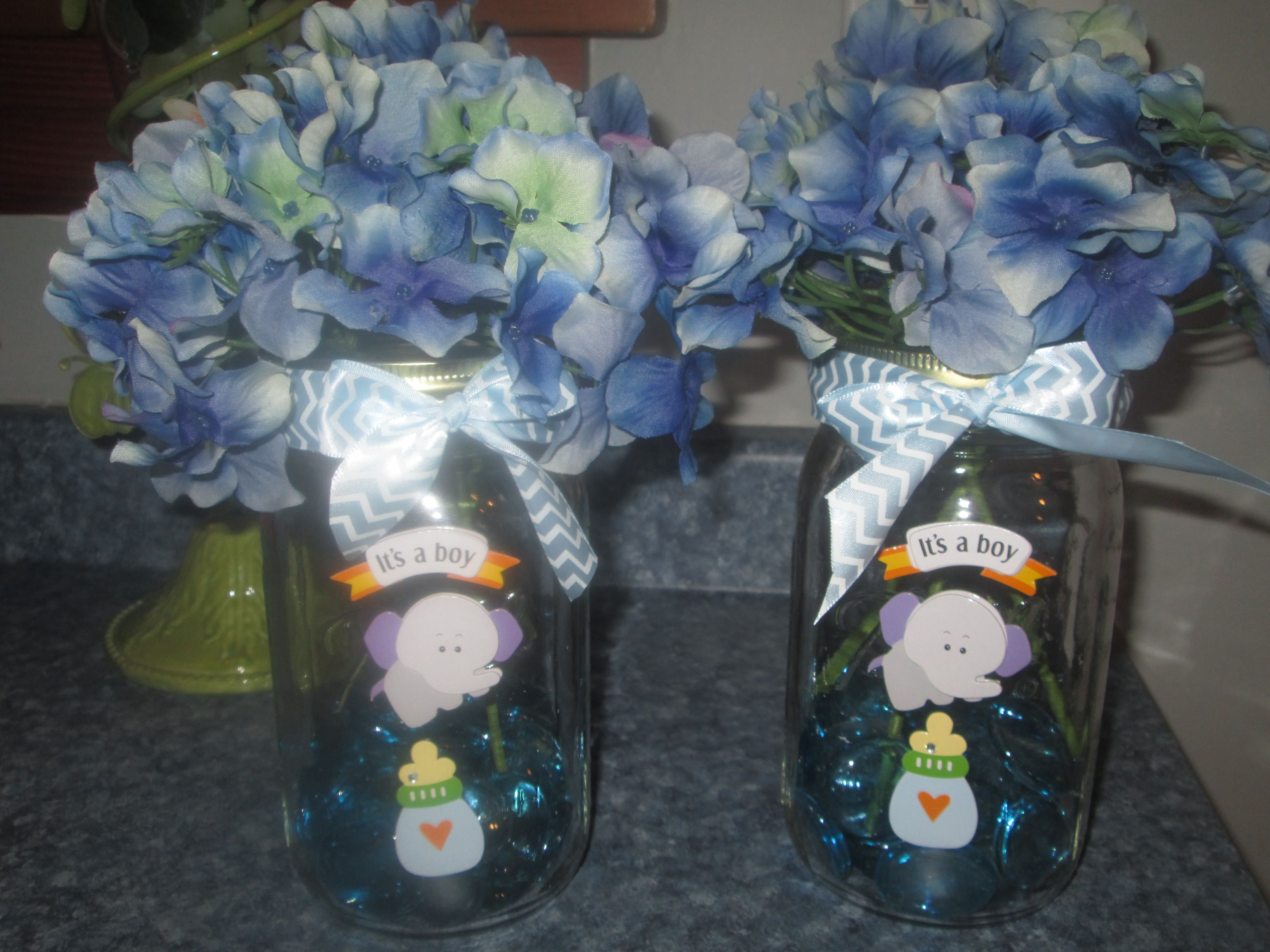 baby shower decorations with mason jars mason jar ideas pinterest