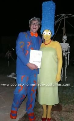 marge simpson halloween costume nanny goats in panties nanny . marge simpson cosplay 04 jpg 800 1205 mr burns pinterest. marge s