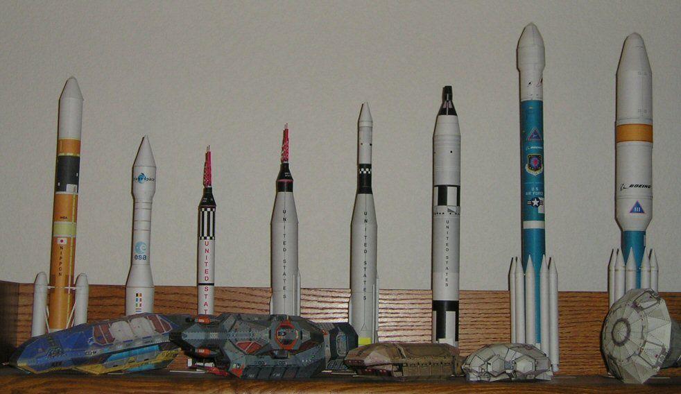 Действующая ракета своими руками