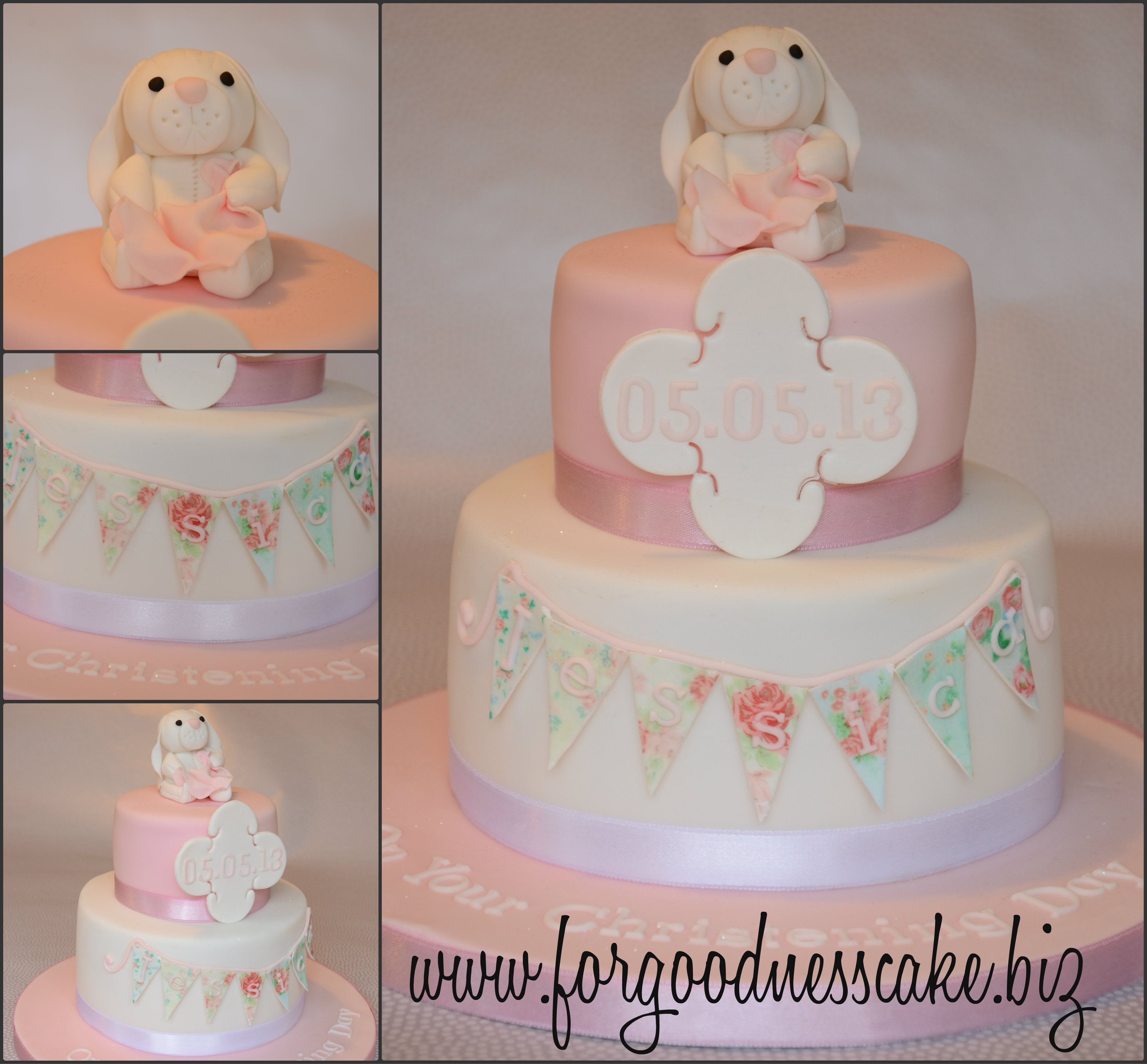 Baby girl baptism cake ideas 15979 baby girl christening c - Baby baptism cake ideas ...