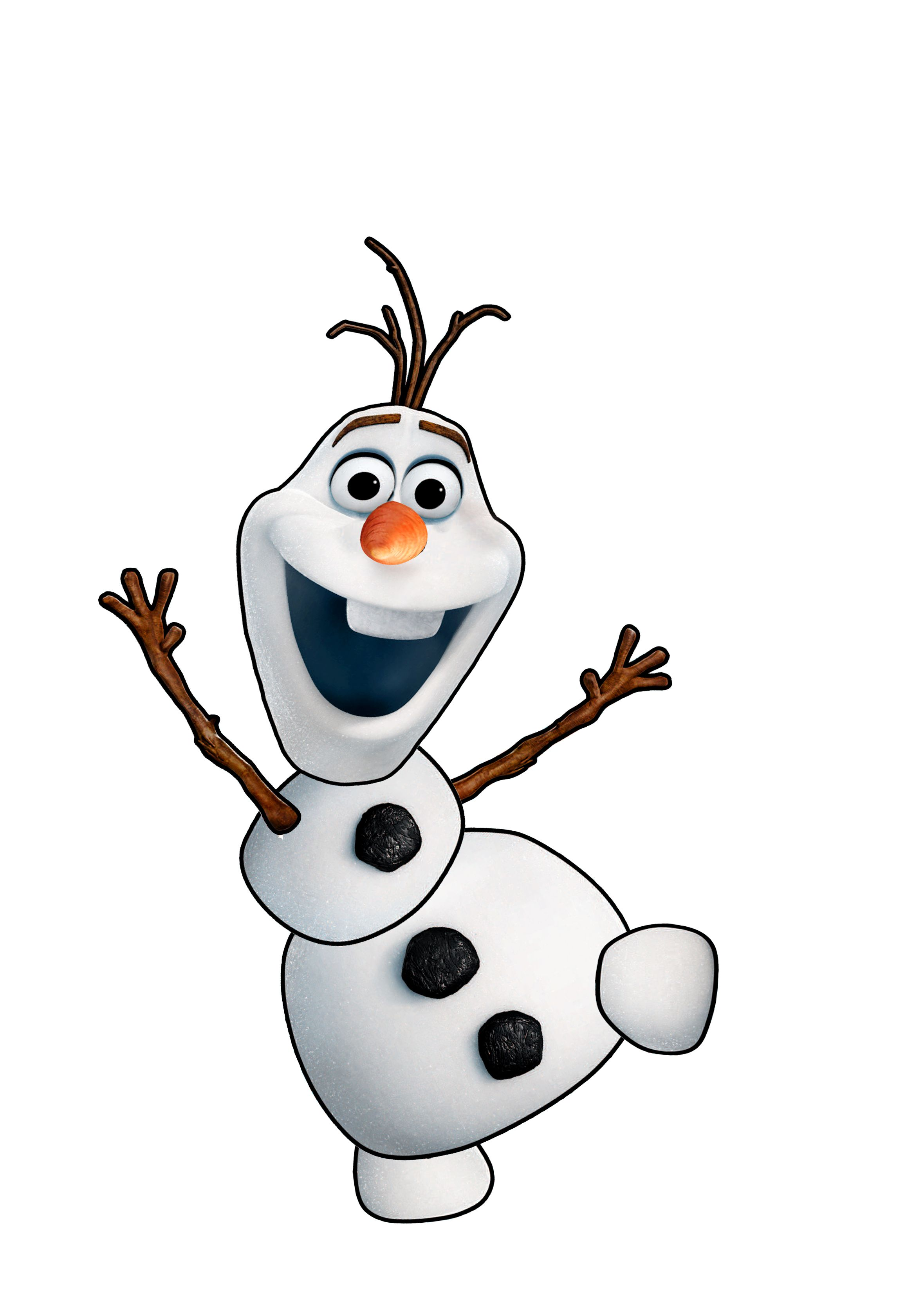 Lively image with regard to olaf printable