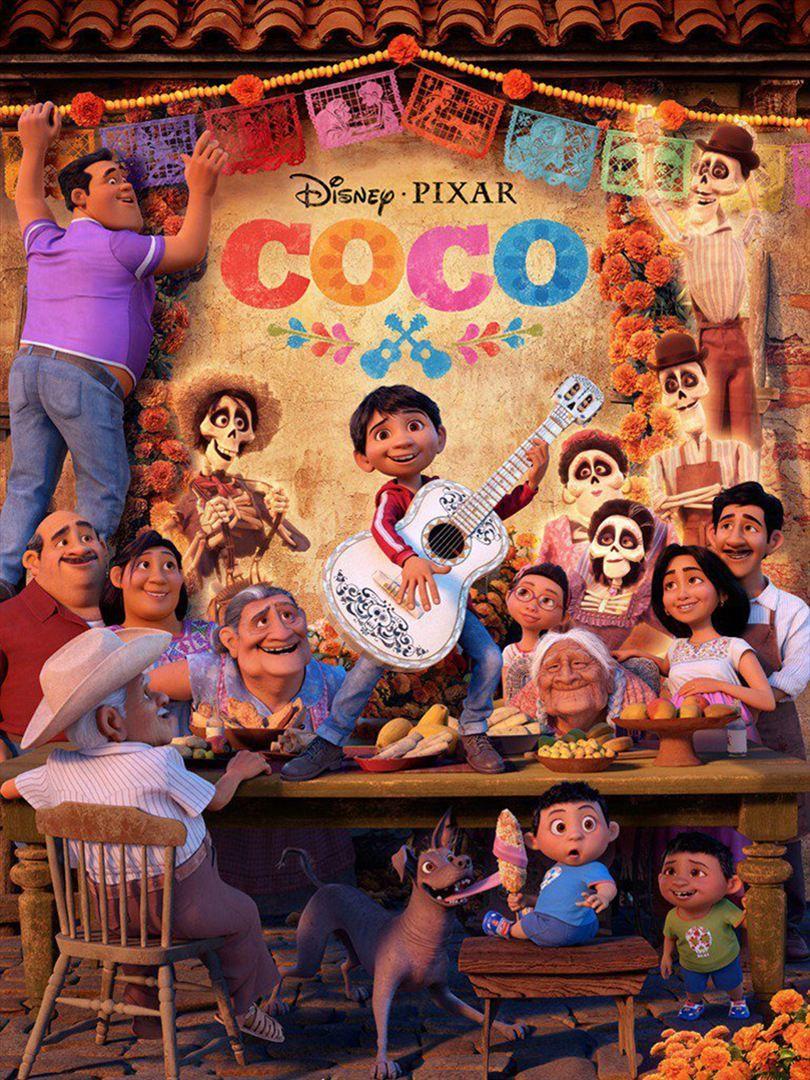 Coco Film Complet En Streaming Vf Hd Pinterest Films Disney Pixar Movie