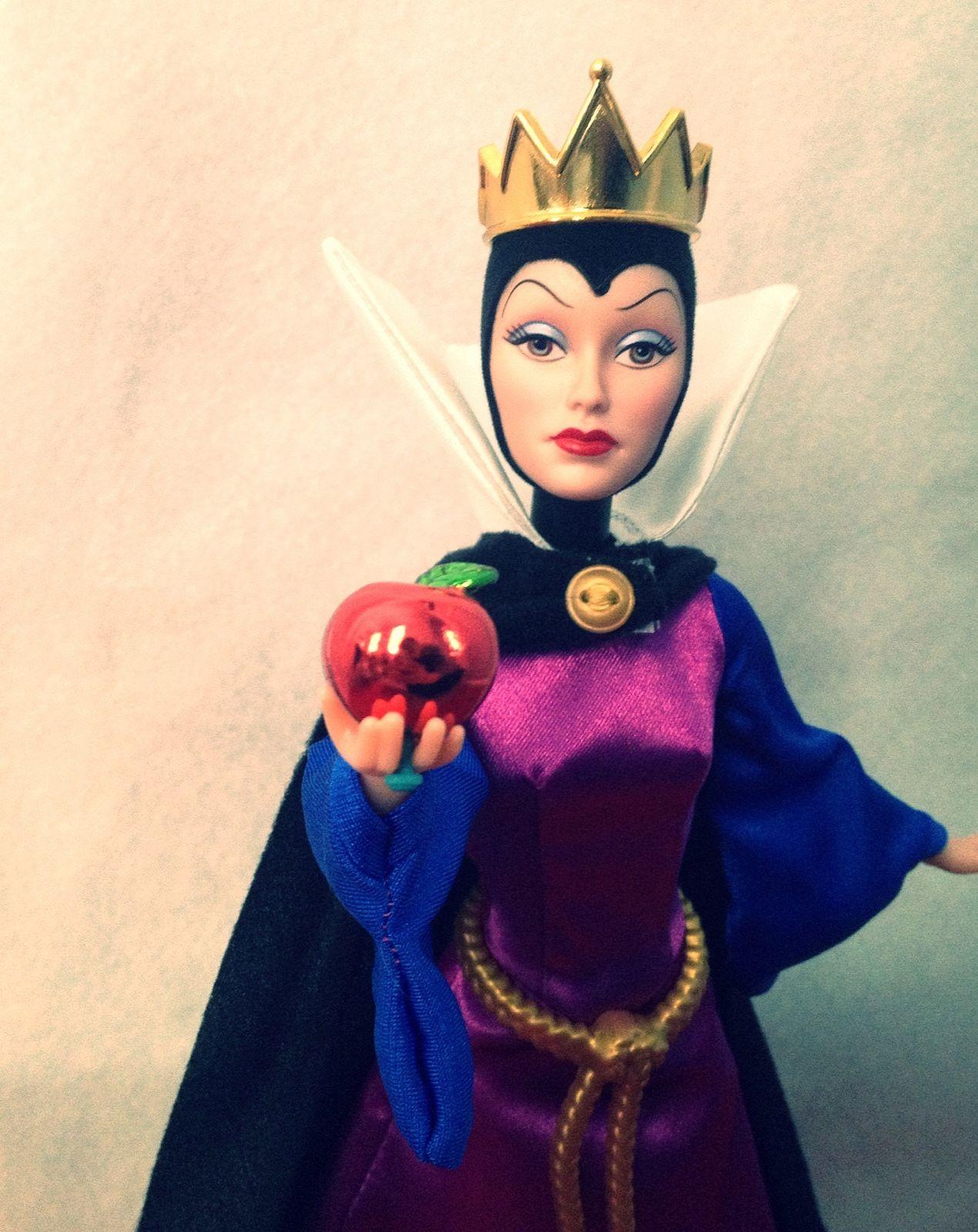 Evil Queen doll | The Evil Queen | Pinterest