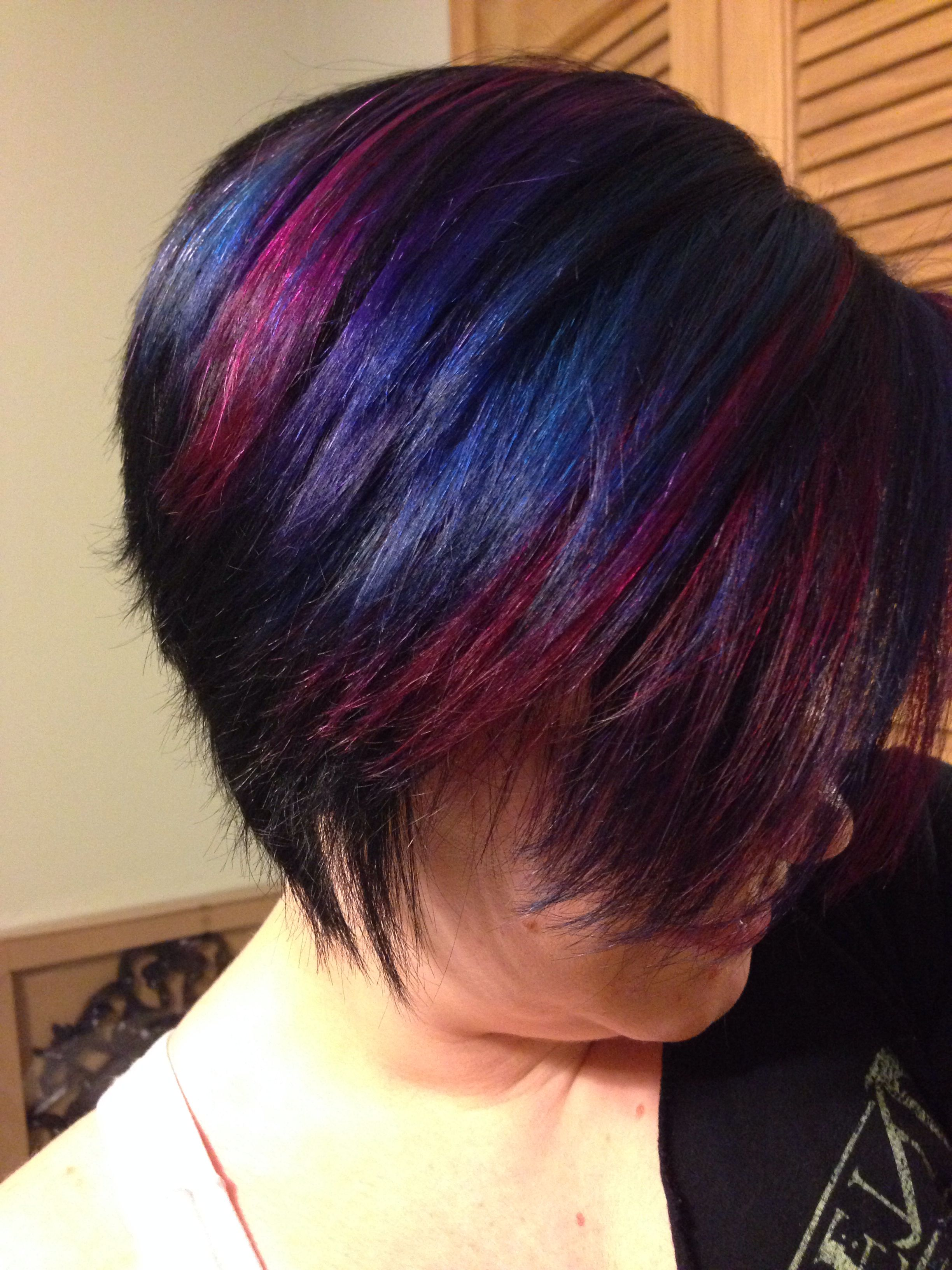 rusk deepshine direct colors hair color