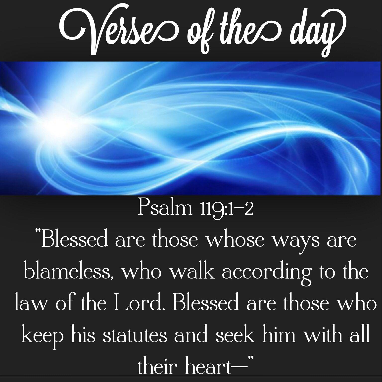 psalm 119 niv
