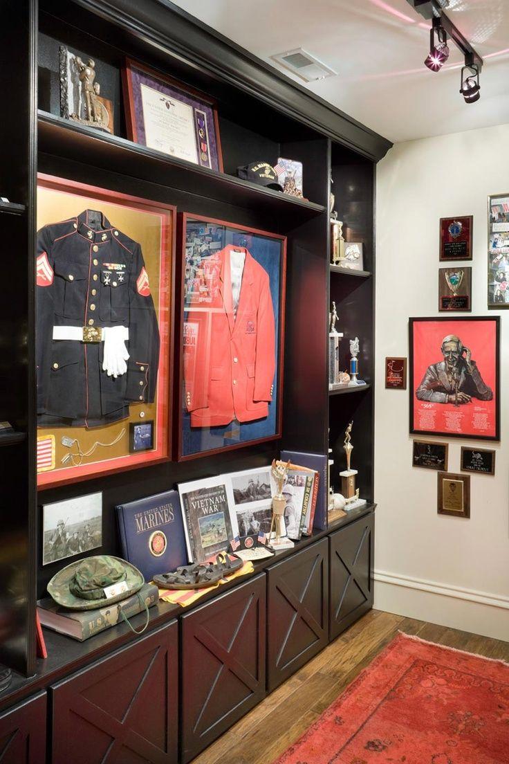 Image Result For Marine Corps Memorabilia Interior