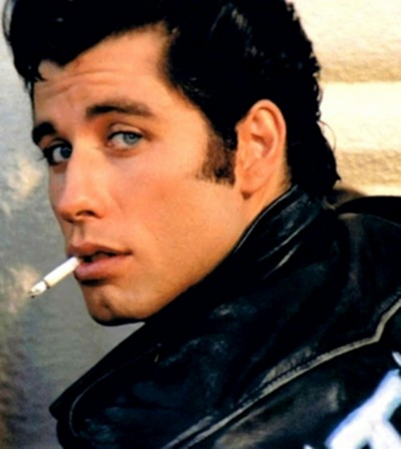 John travolta danny grease pinterest