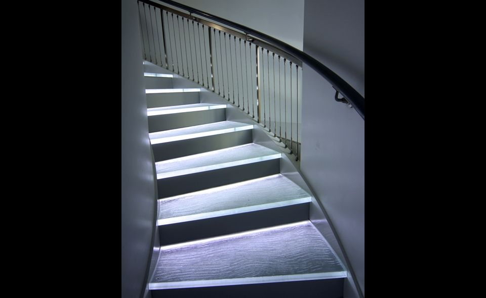 Glass Stair Treads I Love For The Home Pinterest