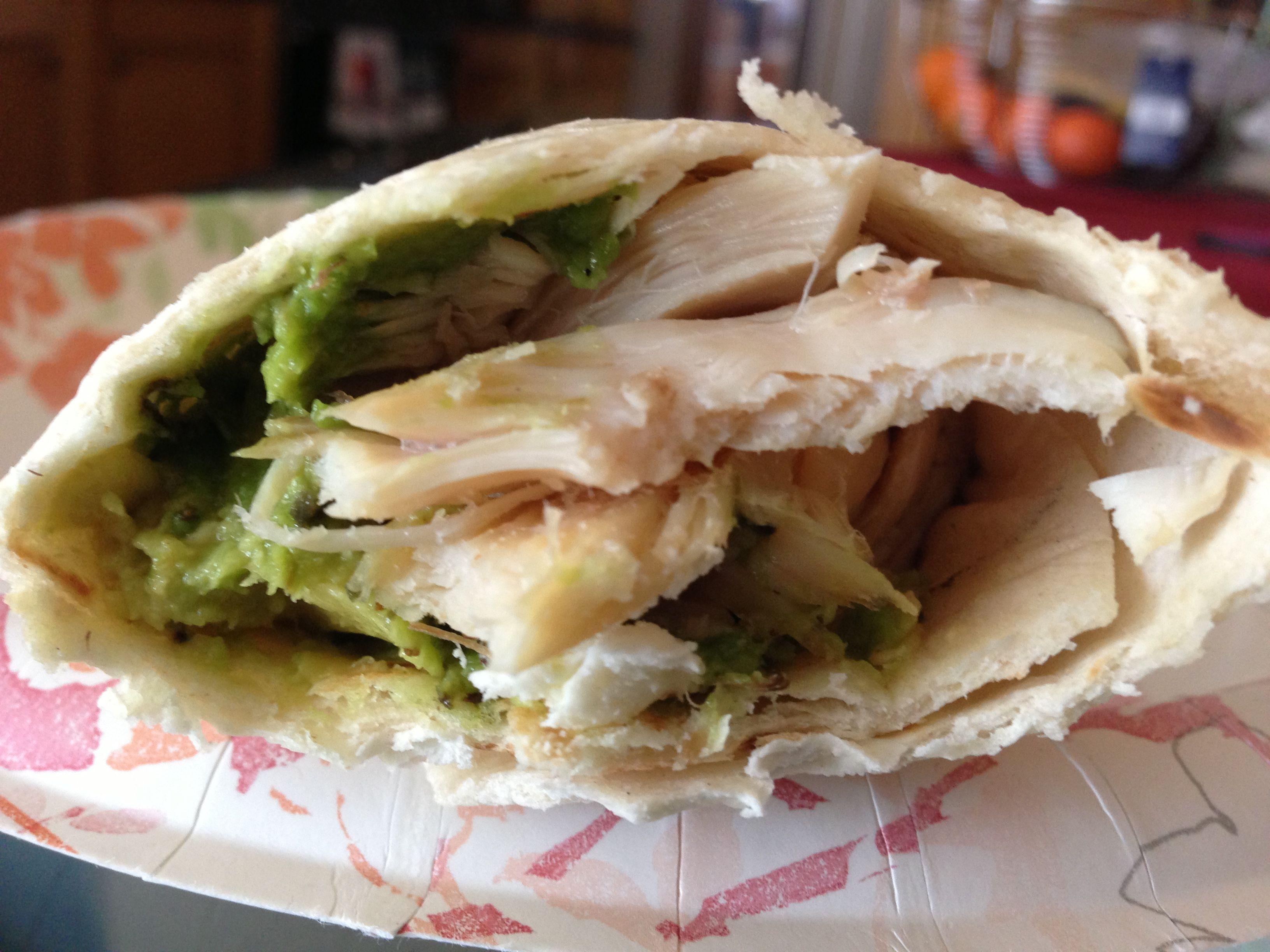 egg wrap avocado feta and cabbage wrap recipes dishmaps avocado feta ...