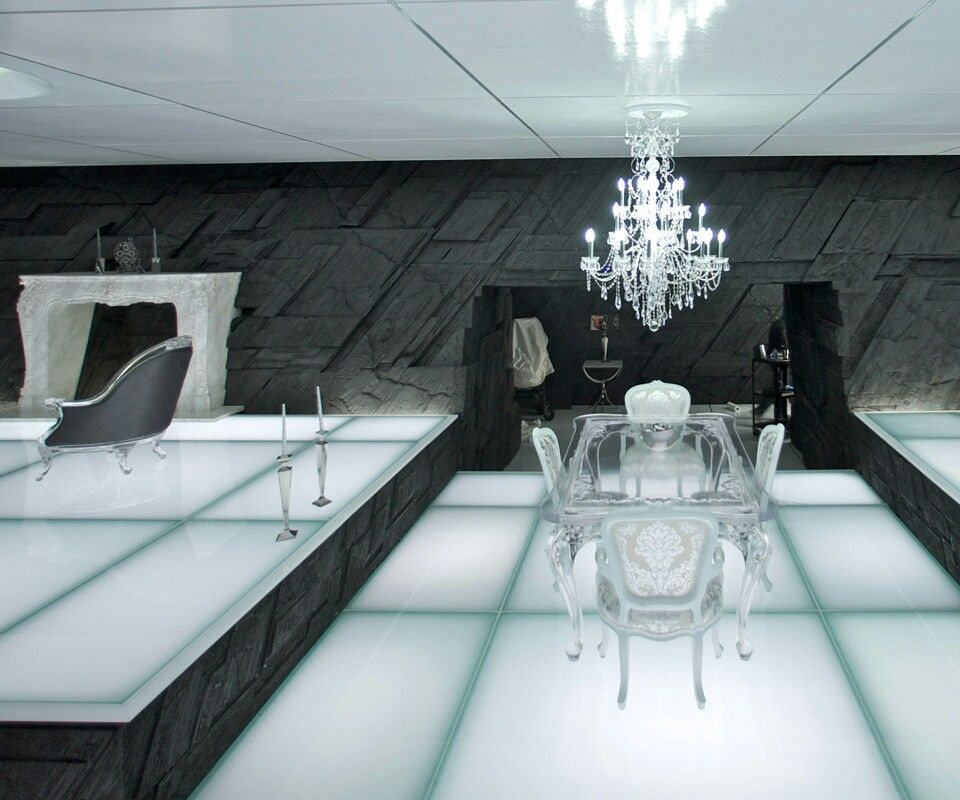 Futuristic Interior Design Home Decor Pinterest
