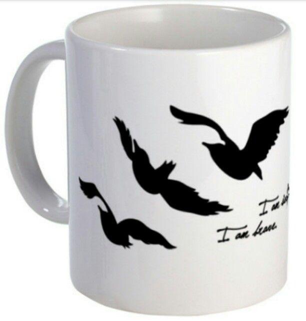Somehow, This Simple Birds Mug Idea Makes Me Feel Calm.