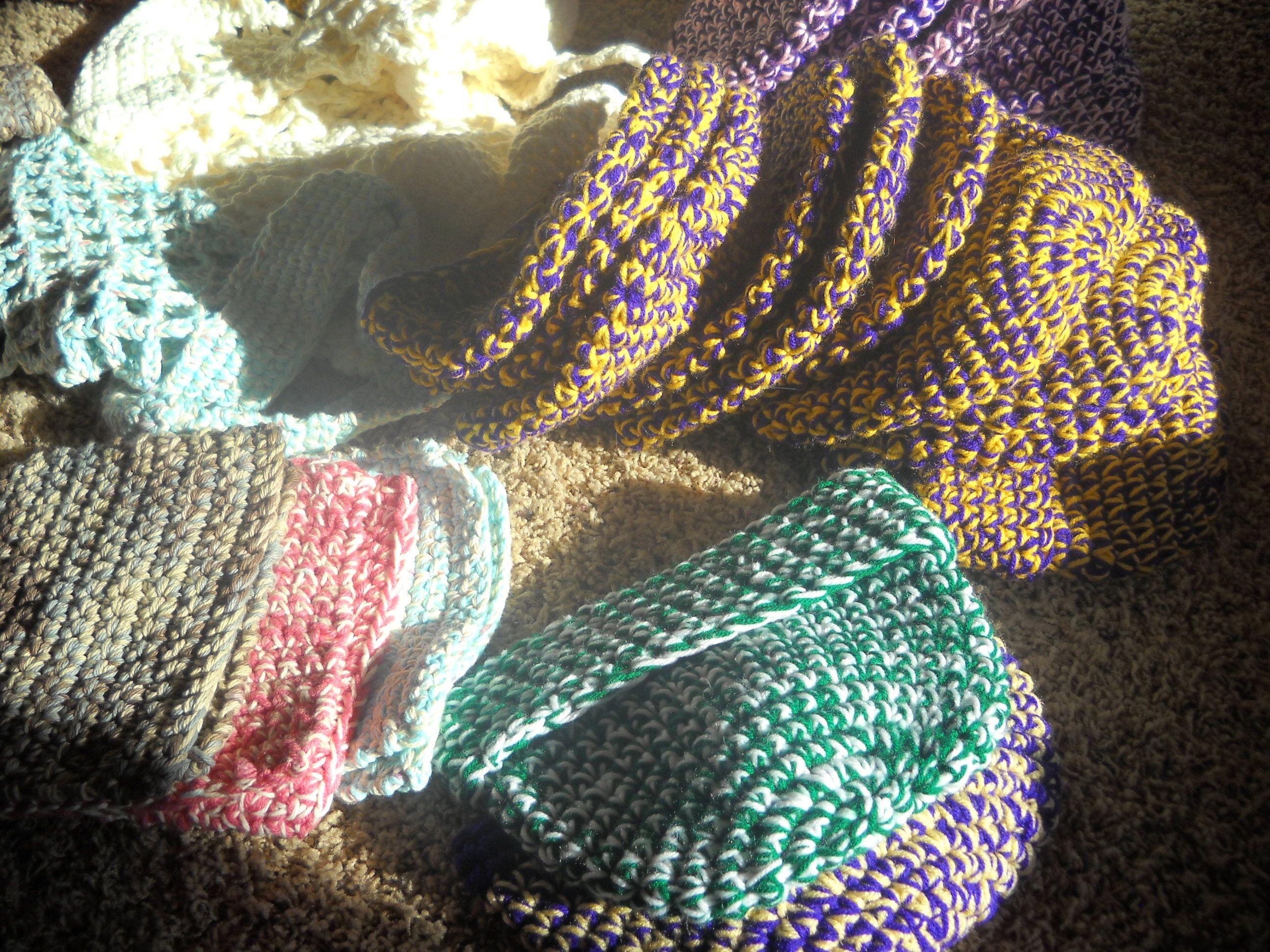 Crocheting Items : Crocheted items Crocheting & Craft Ideas Pinterest