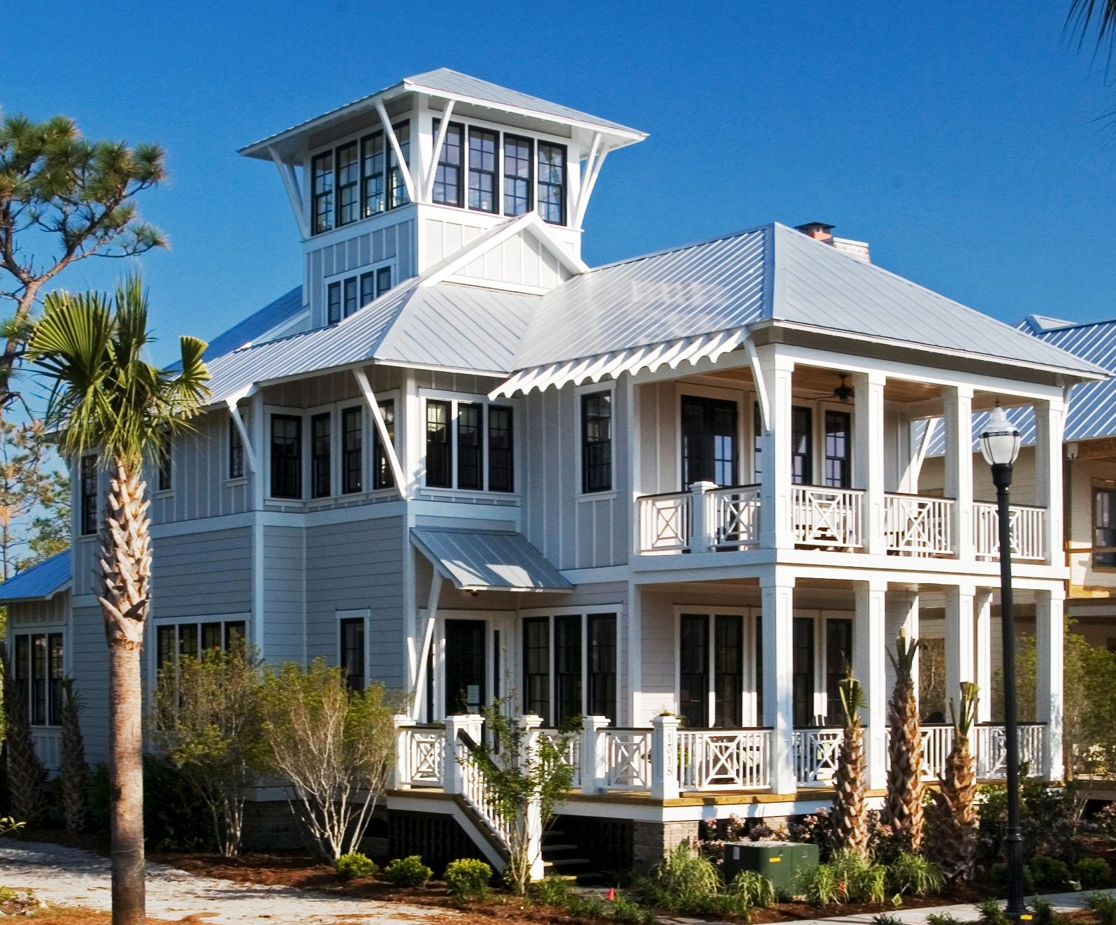 Our classic coastal cottage southern homes ours and for Southern coastal homes