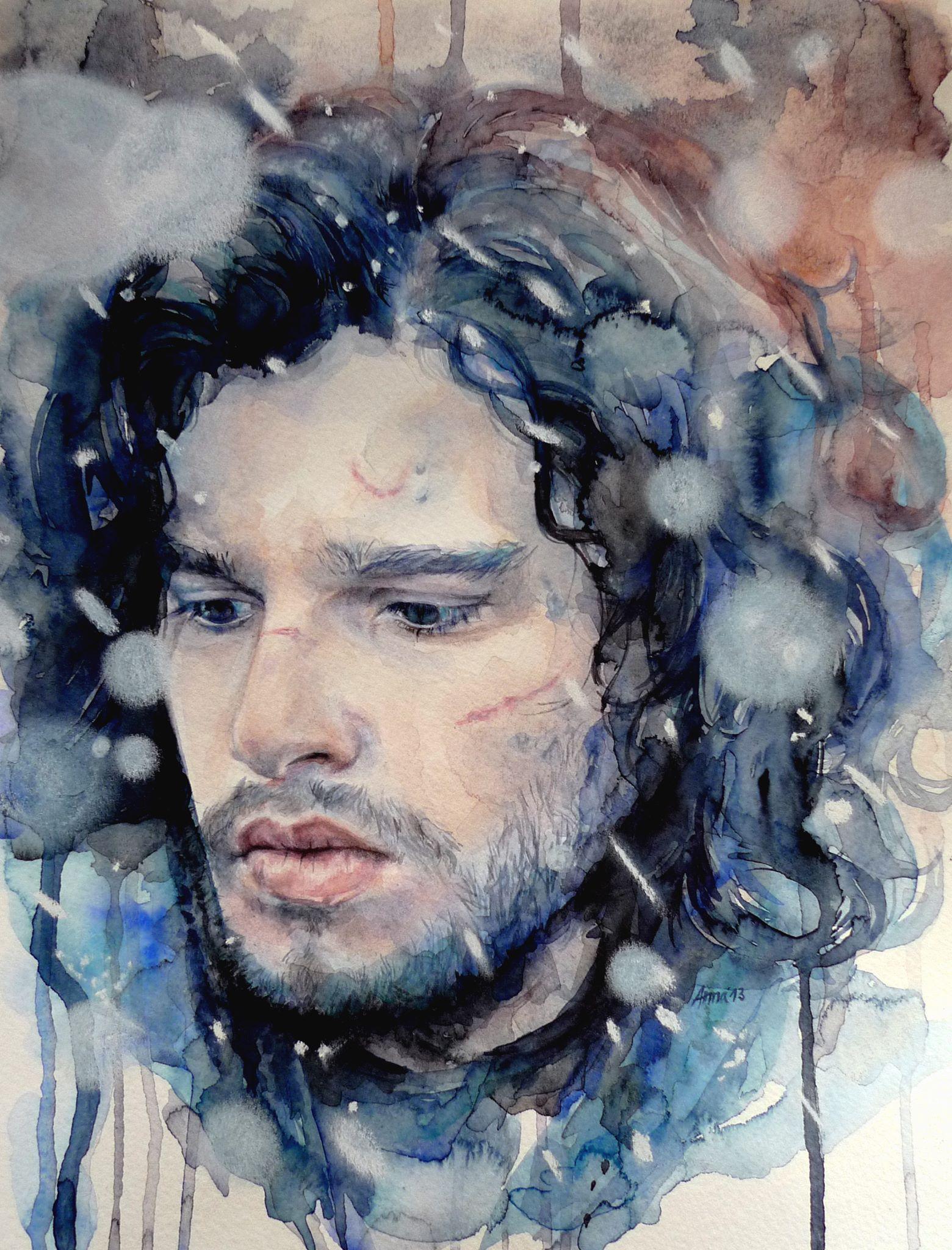 game of thrones jon snow ve khaleesi