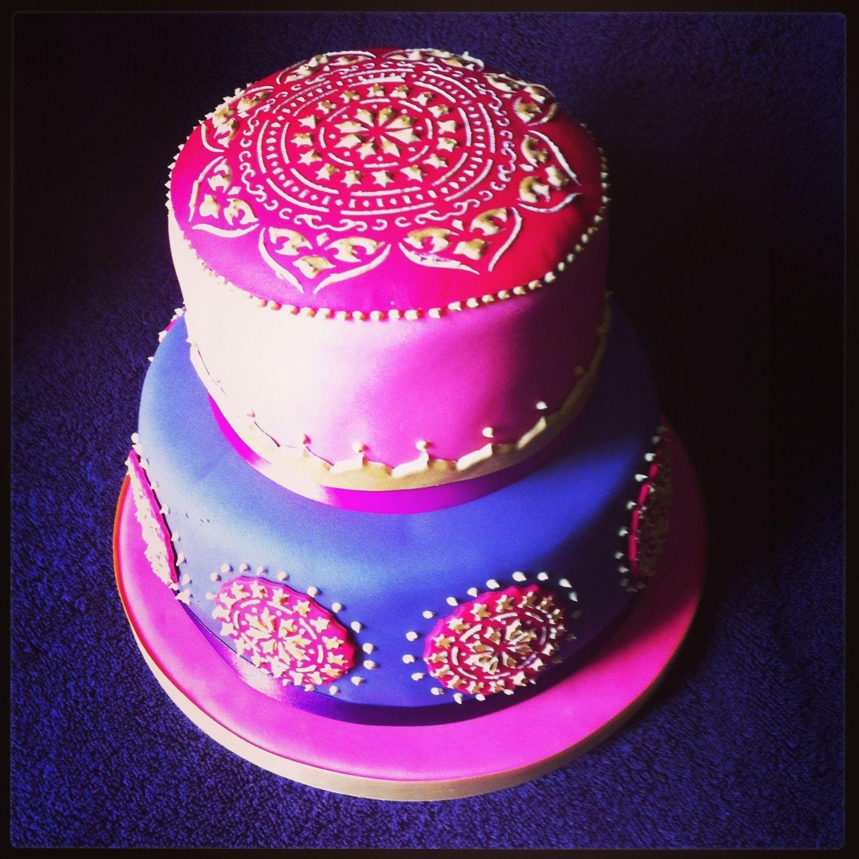A beautiful arabian nights inspired cake arabian nights for Arabian cake decoration