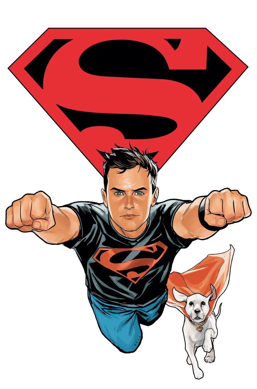 superboy & krypto | The Superman Family | Pinterest