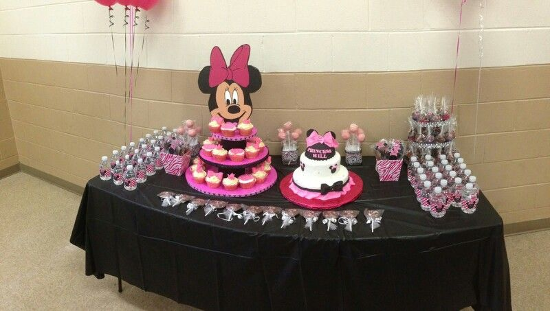 my minnie mouse themed baby shower minnie mouse pinterest