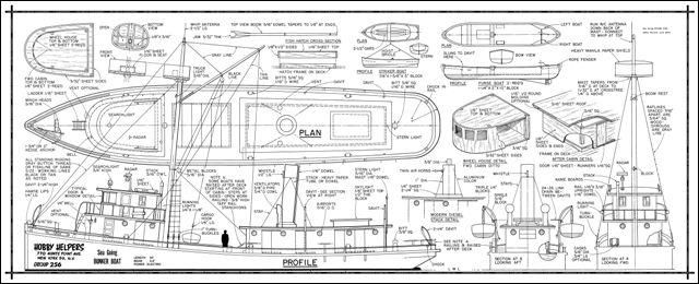 Wooden Toy Boat Plans Free