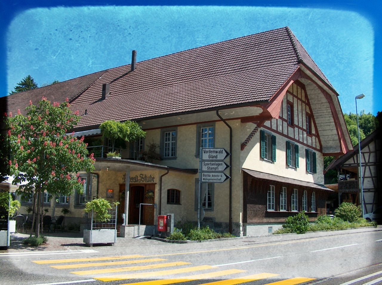 Rothrist Switzerland  city photos gallery : Restaurant Rössli, Rothrist | Germany & Switzerland | Pinterest